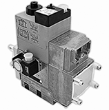 Двойной электромагнитный клапан DUNGS DMV-D, DMV-DLE  DUNGS  Тип DMV-SE
