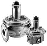 Регуляторы DUNGS DUNGS Регулятор соотношения газ/воздух тип: FRNG